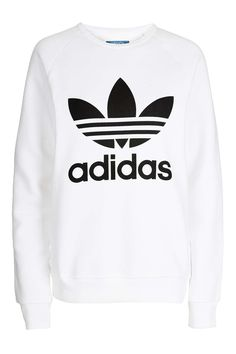 Trefoil Sweatshirt by Adidas Originals