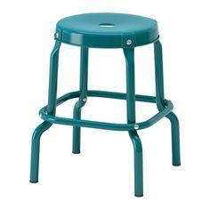 拉斯克 凳 蓝色