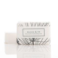 Shea Butter Soap - Balsam & Fir