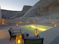 amangiri resort in canyon point utah