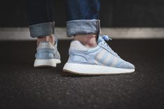 "Adidas - Iniki Runner ""Easy Blue"" - Bild 9"