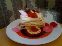 From Extrarodinary Desserts in San Diego. Always a pure indulgence of the Most Decadent Desserts in town! (5)
