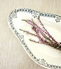 Antique Longwy Faïence Dish by BeyondTheBrocante on Etsy