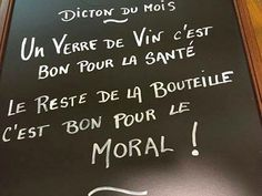 Facebook-20150213-104146 New Funny Images, Mantra, Quote Citation, Wine Quotes, French Quotes, In Vino Veritas, Wine And Beer, Positive Attitude, Daily Quotes
