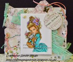 Fairytale Daydream: Guest Design Team make for Not Just Cards Challenge Blog...