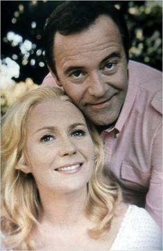 """Jack Lemmon, Juliet Mills in """"Avanti!"""" (1972). DIRECTOR: Billy Wilder."""