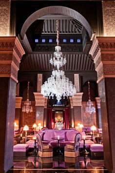The Selman Marrakech Hotel, Buro 24/7