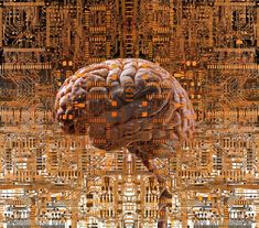 'Machine learning is the big one': Deloitte expert looks to the future of tech trends Gaia, Cyberpunk, Intelligent Robot, Artificial Neural Network, Artificial Intelligence Technology, Digital Technology, Machine Learning, Creepy, Lion Sculpture