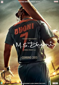 M.S.DHONI on Behance