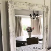 Farmhouse Mirrors all hand crafted for beautiful homes in french farmhouse style French Country Bedrooms, French Country Style, French Country Decorating, Country Bathrooms, Country Décor, Farmhouse Bathrooms, Home Decor Mirrors, Diy Home Decor, Decor Crafts