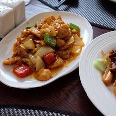 レシピとお料理がひらめくSnapDish - - crocodile meat 🐊 by mimi Crocodile Recipe, Meat Recipes, Seafood Recipes, Kung Pao Chicken, Pork, Ethnic Recipes, Sweet, Birds, Meat