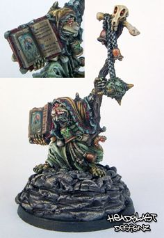The Internet's largest gallery of painted miniatures, with a large repository of how-to articles on miniature painting Warhammer Skaven, Warhammer Armies, 40k Armies, Warhammer Paint, Warhammer Aos, Warhammer Models, Warhammer Fantasy, Figurine Warhammer, Fantasy Miniatures