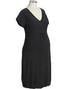 Maternity V-Neck Sweater Dresses | Old Navy
