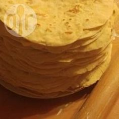 Pão de frigideira italiano @ allrecipes.com.br