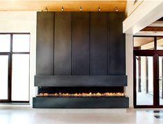 ethanol fireplace designs - Google Search