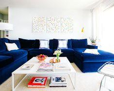 Desain Sofa Unik Ruang Tamu Minimalis