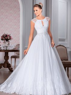 Vestido de noiva modelo: Jet'aime