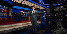 Why 'The Late Show With Stephen Colbert' Isn't Connecting With Viewers  - The Atlantic