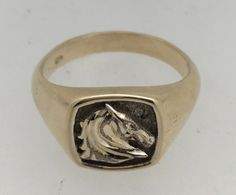 Wild horses would not be able to take this ring from the young man who had the ring custom made by Peter Kumskov at My Own Jeweller Direct in Runcorn. The sporty looking ring was created using the young man's late Mother's Jewellery. A truly personal treasure in memory of his much loved Mum