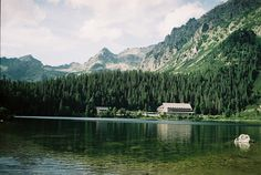 popradské pleso, slovakia and gorgeous A Well Traveled Woman, Beautiful Places, Beautiful Pictures, Dog Day Afternoon, House Viewing, Mountain Living, Come And Go, Serenity, Places To Go