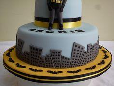 Batman Birthday Cake by JaneMoreCakepls, via Flickr