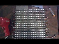 Proyectos Arduino: Panel LED Led Arduino, Panel Led, Diy Speakers, Led Strip, Strip Lighting, Coding, App, Display, Apps