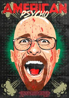 Butcher Billy's American Psychos Bloody Project by Butcher Billy, via Behance