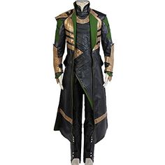 Marvel's The Avengers: Loki & Thor Costumes - Best Halloween Store