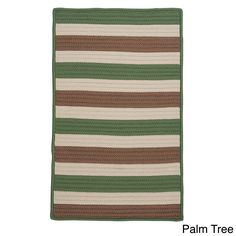 Colonial Mills Striped Out Indoor/ Outdoor Area Rug (3' x 5') (Striped Out