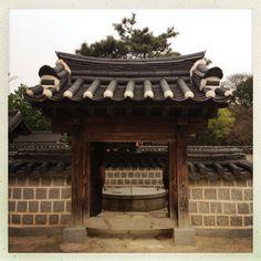 Cheongju - Palace Well