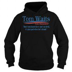 Awesome Tee TOM WAITS Shirts & Tees