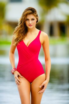 72c52bf779 52 Best 2015 Miraclesuit Slimming Swimsuit Collection images ...