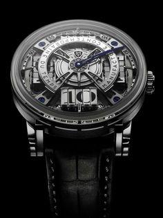 Manufacture Contemporaine du Temps Sequential Two S210