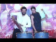 BANJO trailer launch | Riteish Deshmukh, Nargis Fakhri. Banjo, Gossip, Interview, Product Launch, Concert, Music, Youtube, Pictures, Musica