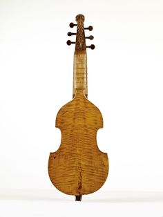 15 • Treble Viol by an Anonymous maker, French, c1700