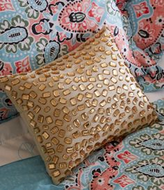 Bejeweled Throw Pillow - Bethany Mota Room Collection