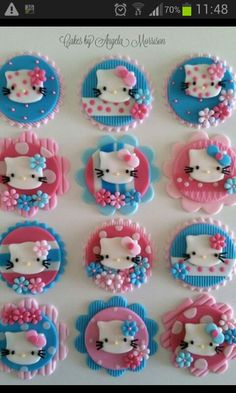 17 Best Kids Cupcake Toppers Images On Pinterest