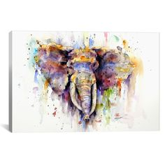 Elephant by Dean Crouser – Hearts Attic