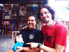 Macu & friends: Jacobo and Pablo from Casa Barrio