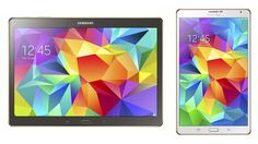Samsung Galaxy Tab S is official with 2K AMOLED panel, fingerprint sensor and more