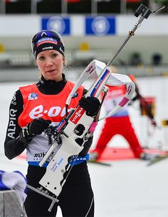 Sports Stars, Winter Sports, Sports Women, Skiing, Christmas Sweaters, Female, Firearms, Lady, Gun