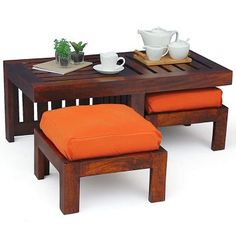 Dream Coffee Table- So contemporary and traditional looking....I would love to have it !