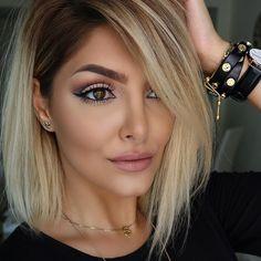 Sheida Fashionistka @sheidafashionista dzisiejsze Makeup De ... Instagram zdjęcie | Websta (Webstagram)