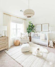 neutral home decor home decor Gender Neutral Nursery Design - Pefect for Boys amp; White Nursery, Baby Nursery Decor, Baby Bedroom, Baby Decor, Nursery Ideas, Blush Nursery, Rugs In Nursery, Simple Baby Nursery, Nursery Office