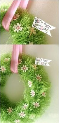 Heeeellllllooooooooo crafters!     So like the title states... you can skip spending the big $$$ on the foam wreaths in the crafts stores a...