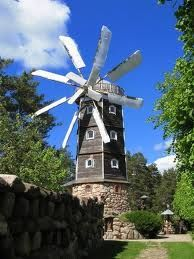 Homemade Windmill
