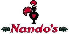Nando's is a casual dining restaurant chain originating from South Africa with a Portuguese/Mozambiquan theme. Nando's specializes in chicken dishes with either lemon and herb, medium, hot or extra hot peri-peri marinades. Just as famous as their. Peri Peri Marinade, Nandos Peri Peri Chicken, Nando's Chicken, Grilled Chicken, Chicken Logo, Spicy Rice, South African Recipes, Portuguese Recipes, Portuguese Food