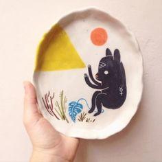 Miriam Brugmann, Artista Plástica e Ceramista - Girl Etc