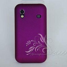 Purple Color Hard Case for Samsung Galaxy Ace S5830 AU   eBay