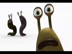Singing slugs - Everybody dance now  Little GUYS!  :)  cute.